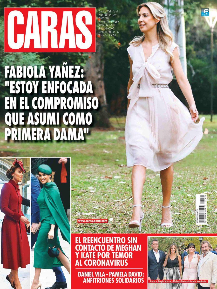 Fabiola Yañéz: