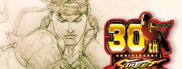 Street Fighter: 30 años de super-combos, reediciones y luchas callejeras
