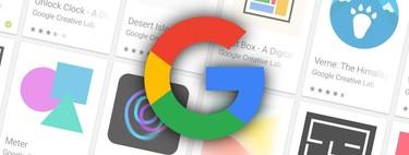 13 de las aplicaciones de Google más extrañas para Android