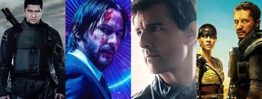 Las 27 mejores películas de acción de la década (2010-2019)