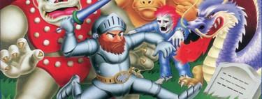 """Los """"Dark Souls"""" de la NES: 13 clásicos de los 8 bits con los que nos dejamos los pulgares"""