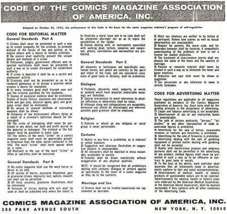 Code Comics Code