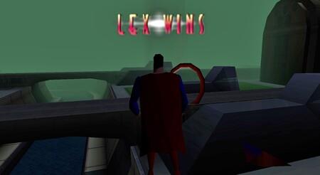 Superman End